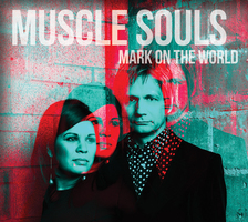 Muscle souls   mark on the world cover
